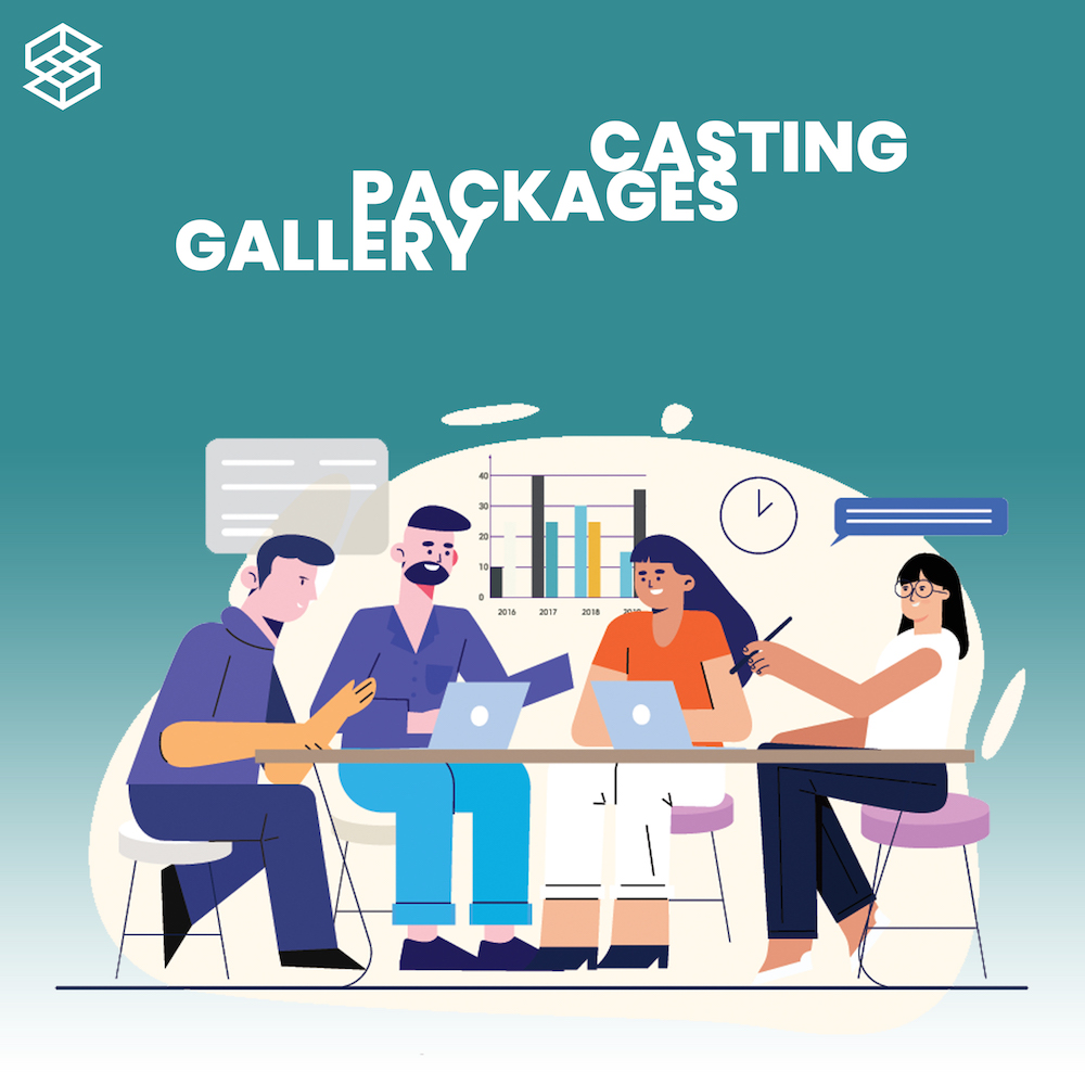 Casting Packages vs. Gallery Packages
