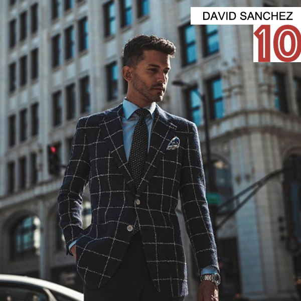 Agency Feature :: 10 MGMT w/ David Sanchez