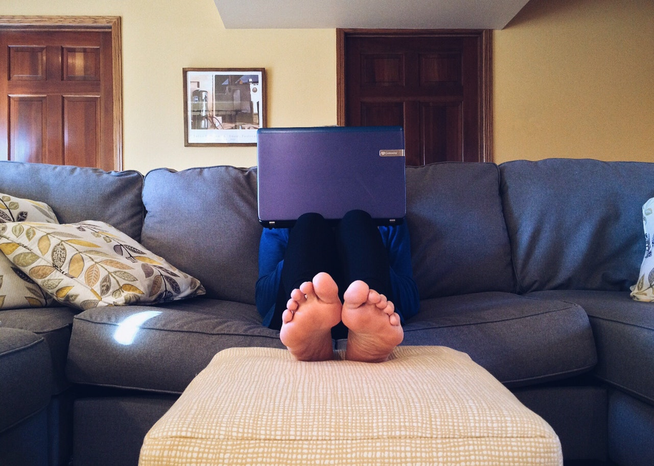 5 tips for the remote worker. How to work from home and stay focused.